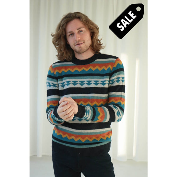 Akespen Knit - Sky Captain Knitwear