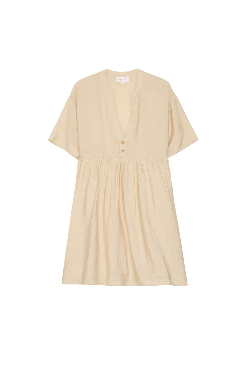 ARABELLA DRESS - BEIGE