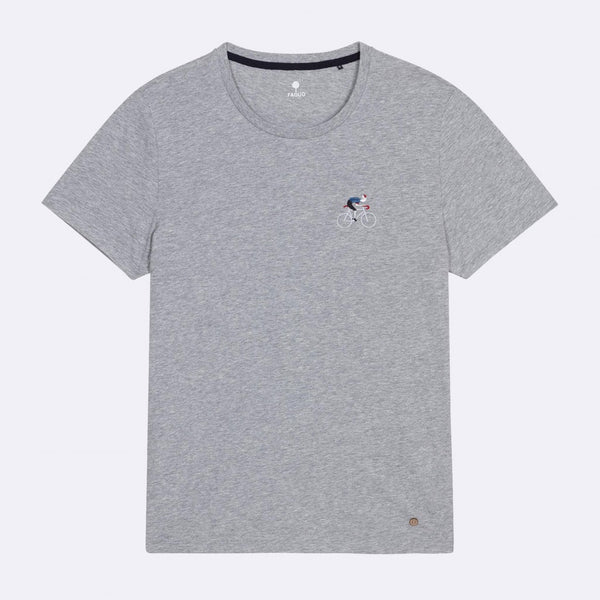 ARCY T-SHIRT COTTON - GREY