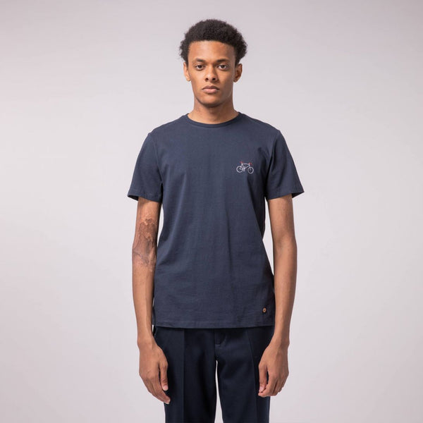 ARCY T-SHIRT COTTON - NAVY
