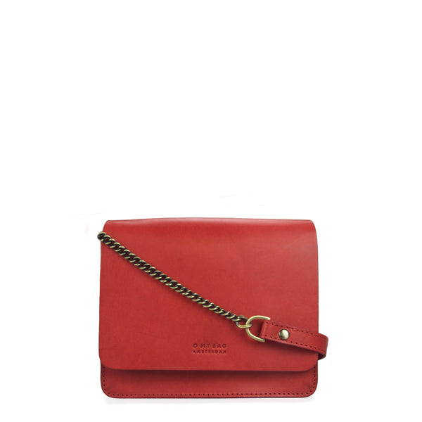 AUDREY MINI CHAIN - ECO CLASSIC RED