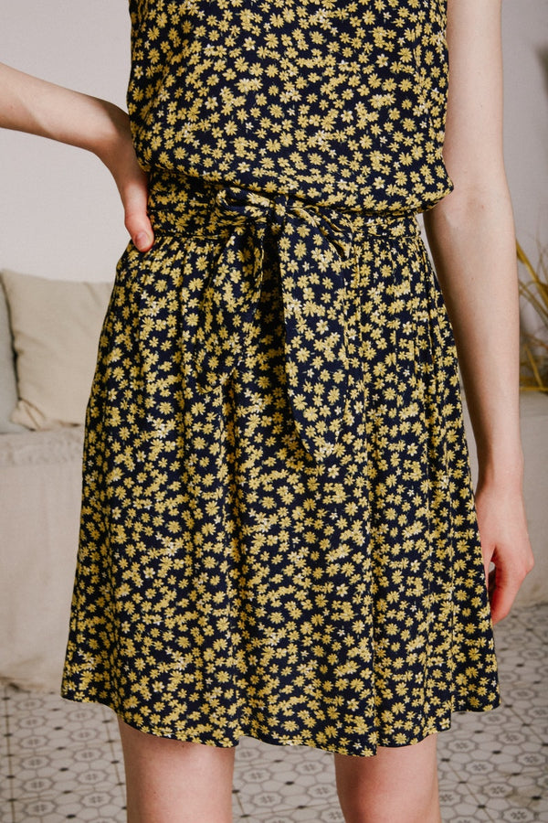 AUTRICHE SKIRT - YELLOW