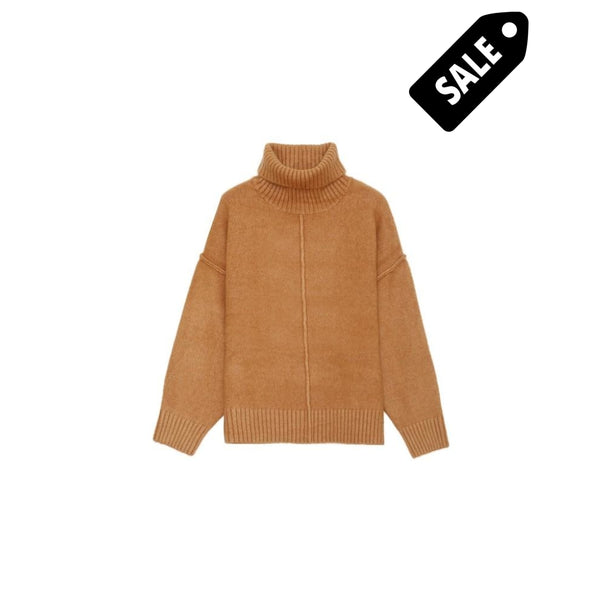 Bradley Knit - Brown Sm