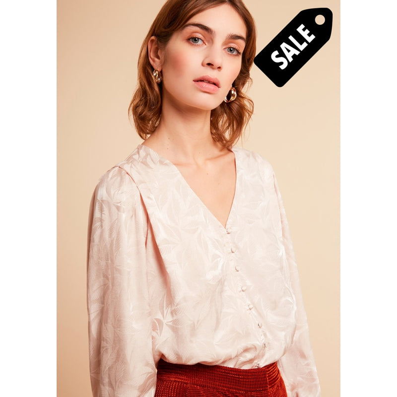 Catheline Top - Rose Top