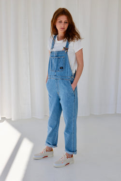 IOWA DUNGAREES - DAY SHIFT BLUE