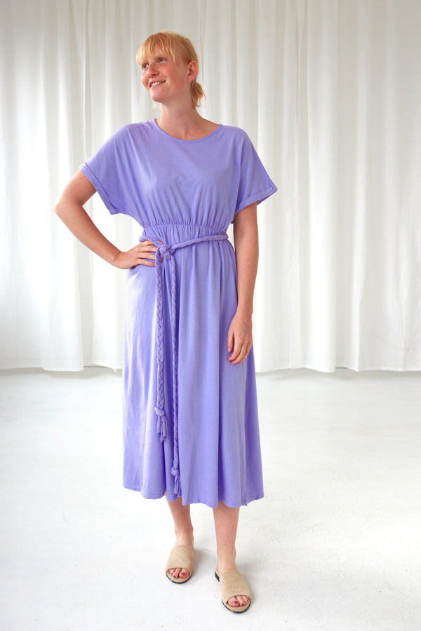 CHARLIE DRESS - PURPLE