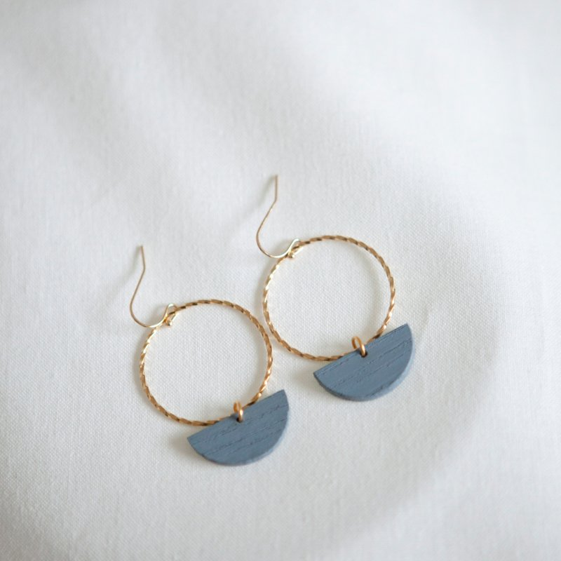 PASTEL 06 EARRINGS - PASTEL POWER - STUDIO NOK NOK
