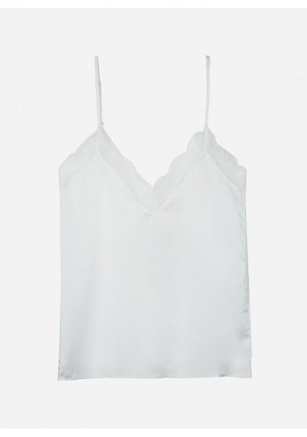 ADELIE TOP - WHITE