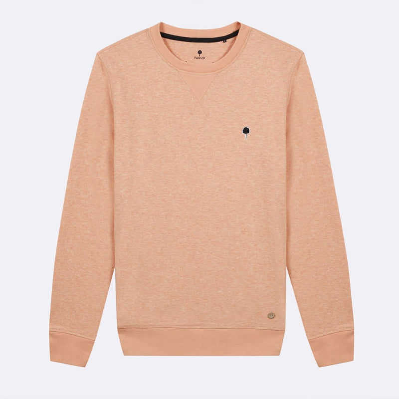 DONON SWEAT COTTON - ORANGE