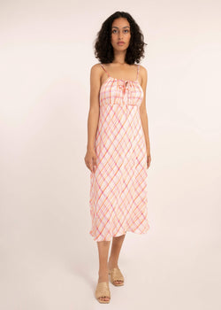 ADRIENNE DRESS - AQUARELLE