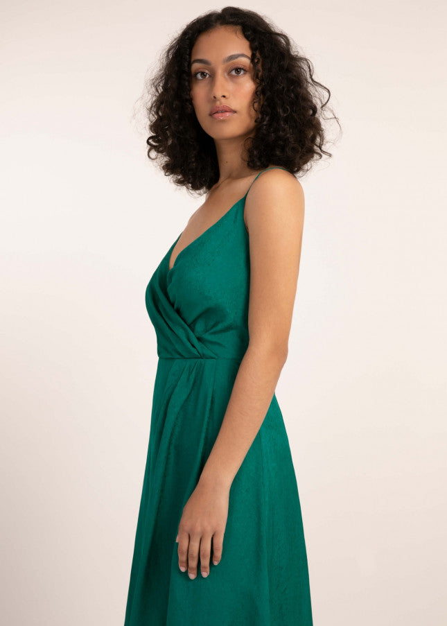 AJANIA DRESS - EMERAUDE
