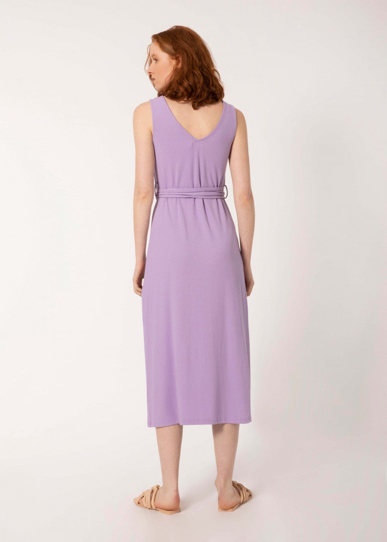 ASTRANCE DRESS - LILAS