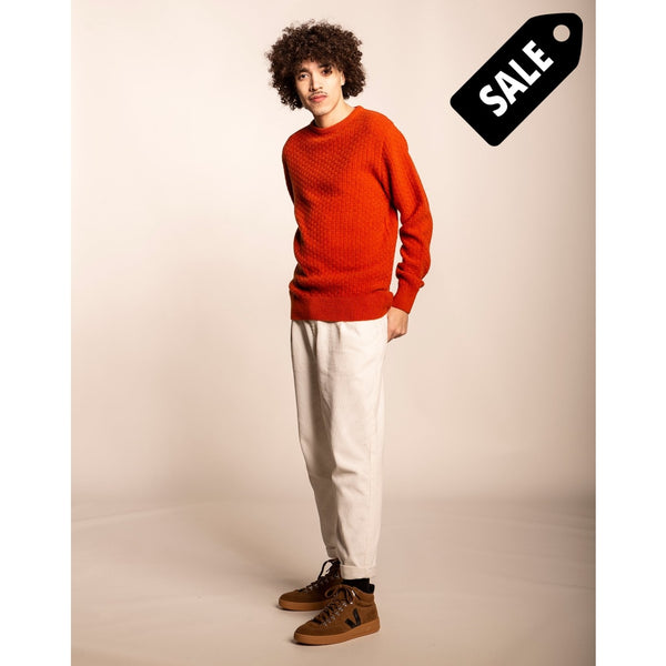Ecoutille Knit - Rust