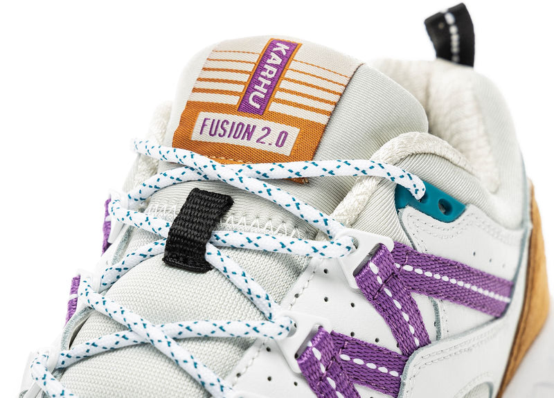 "FUSION2.0 ""TROPHY"" PACK2 -BUCKTHORN BROWN/BRIGHT WHITE"