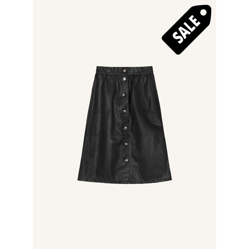 Edanur Skirt - Black Xs