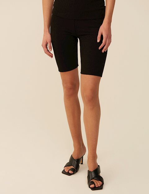 MAYRA EMELIA SHORTS - BLACK