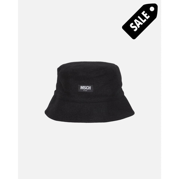 Emilia Bucket Hat - Black Bucket