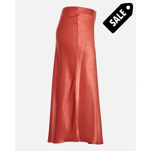 Estella Skirt - Barn Red