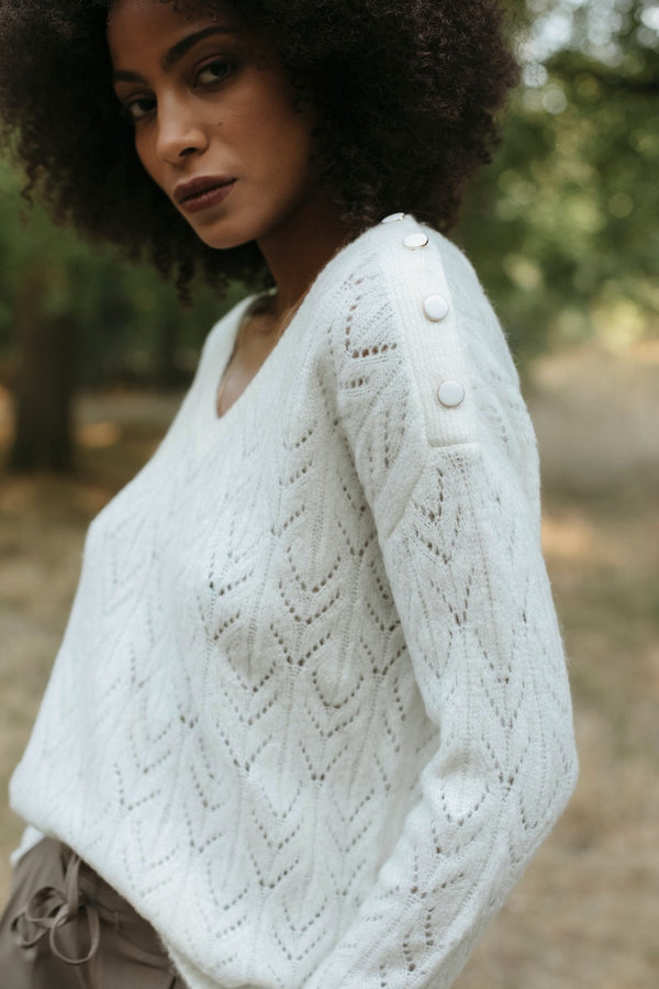TOMBEUR KNIT - MARINE
