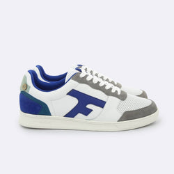 Hazel Sneakers - White & Blue 42 Shoes