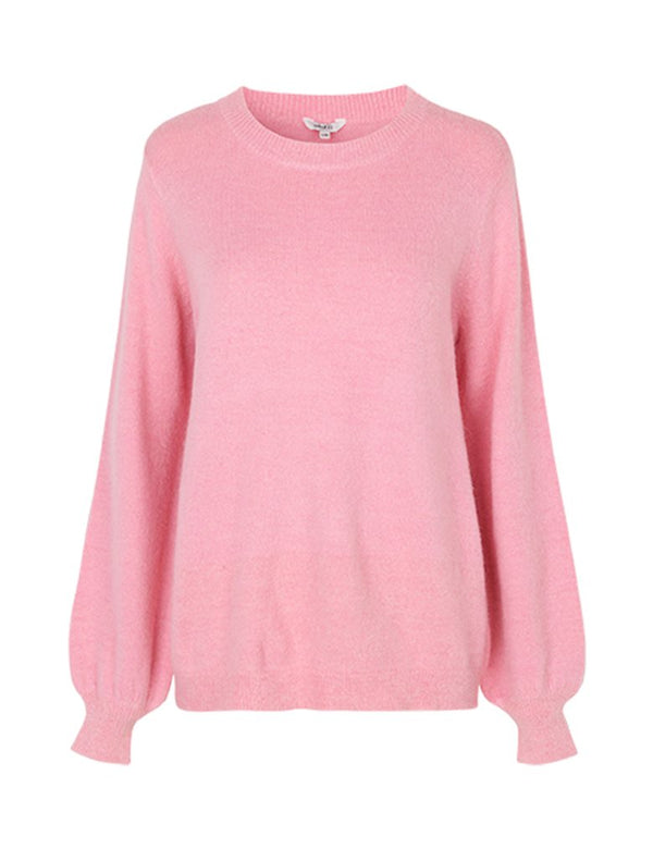 HELANOR ICE KNIT - SEA PINK MELANGE