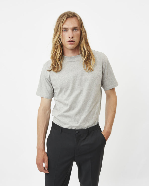 AARHUS TOP - LIGHT GREY