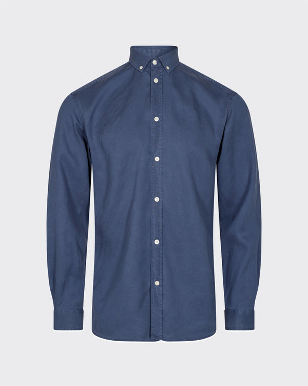 WALTHER SHIRT - SARGASO SEA
