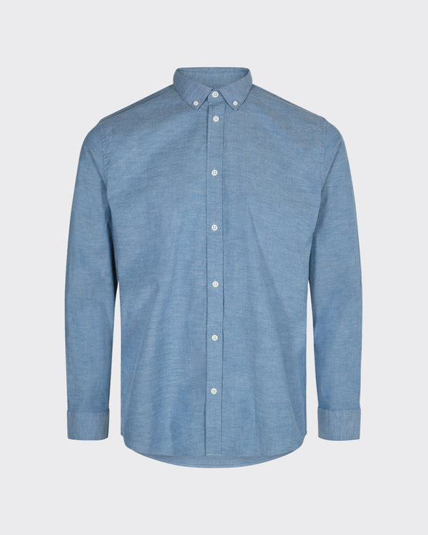 WALTHER SHIRT - TRUE NAVY