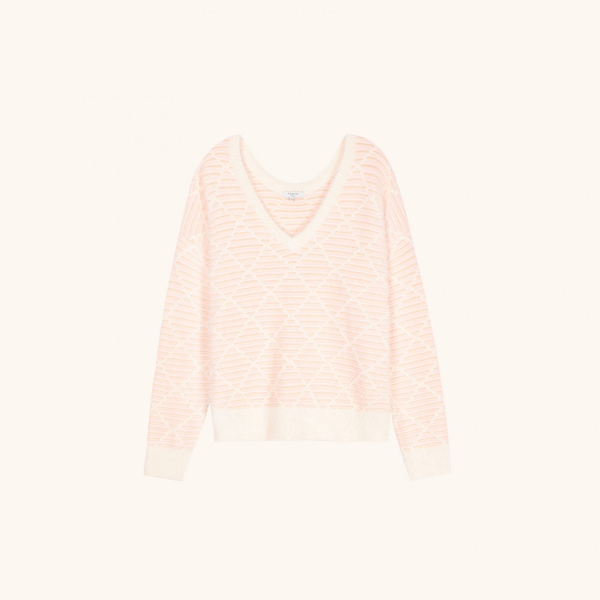 NERYS KNIT - PINK - FRNCH