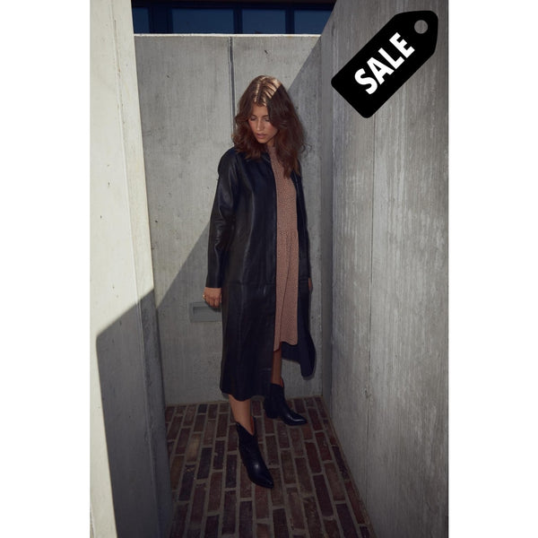 Jennifer Pu Coat - Black Jacket