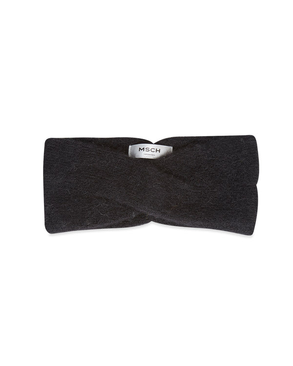 KIKKA ALPACA HEADBAND - BLACK