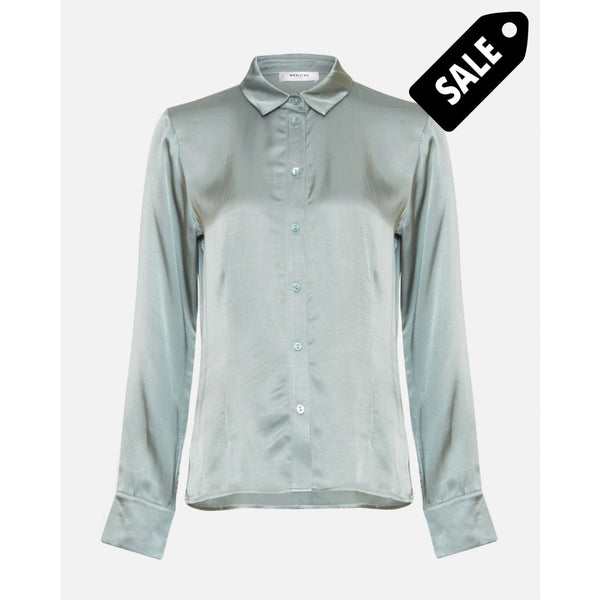 Kylea Ls Shirt - Chinois Green Xs