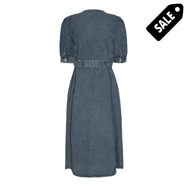 Lola Denim Dress - Wash Soho