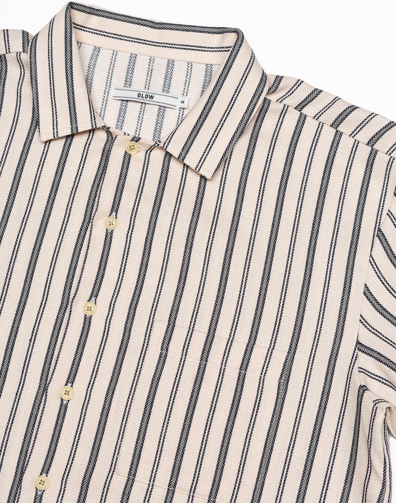 LOOPING  SHIRT - STRIPED