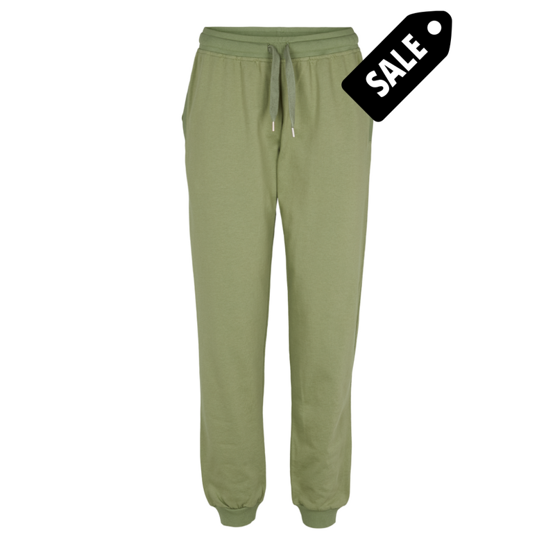 Maje Sweatpants Organic - Oil Green Xs Pant