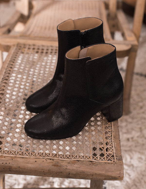MATHILDE H. BOOTS - BLACK