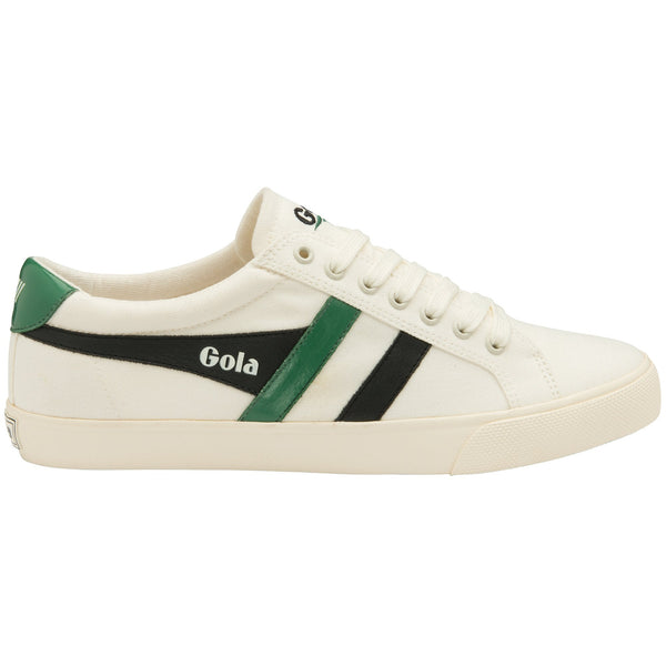VARSITY - OFF WHITE/BLACK/GREEN