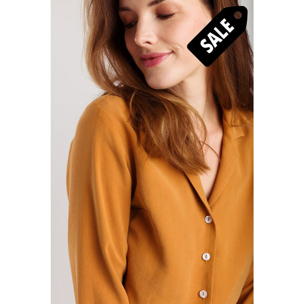 Millie Shirt - Pumpkin Spice