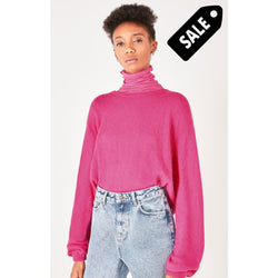 Mitibird Sweater - Pinky Knit