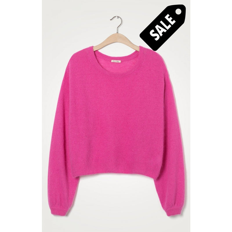 Mitibird Sweater - Pinky Xs/s Knit
