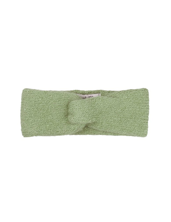 MOLINA HEADBAND - GREEN / LIGHT CLIMBING MEL.
