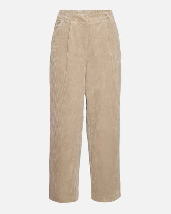 CHARIS JEPPI ANKLE PANTS - WHITE PEPPER