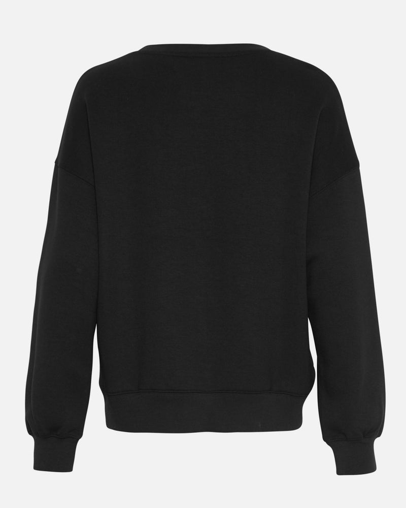 IMA DS SWEATSHIRT - BLACK
