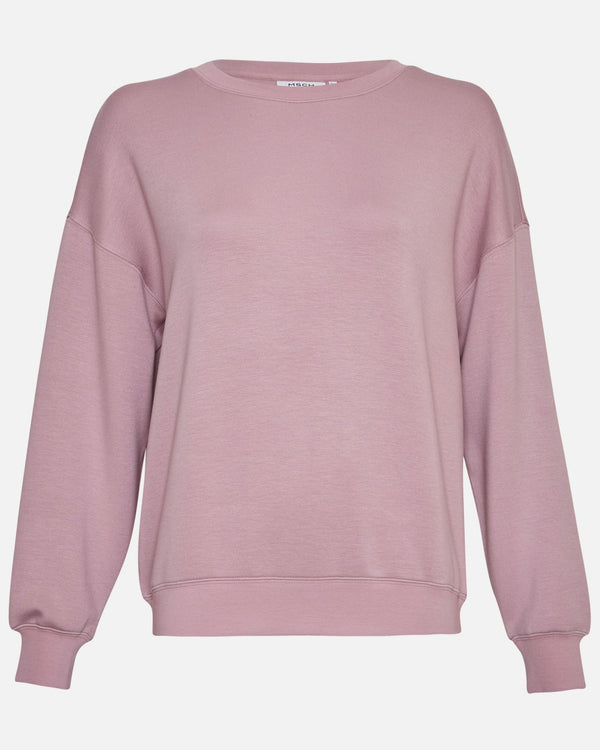 IMA DS SWEATSHIRT - ELDERBERRY
