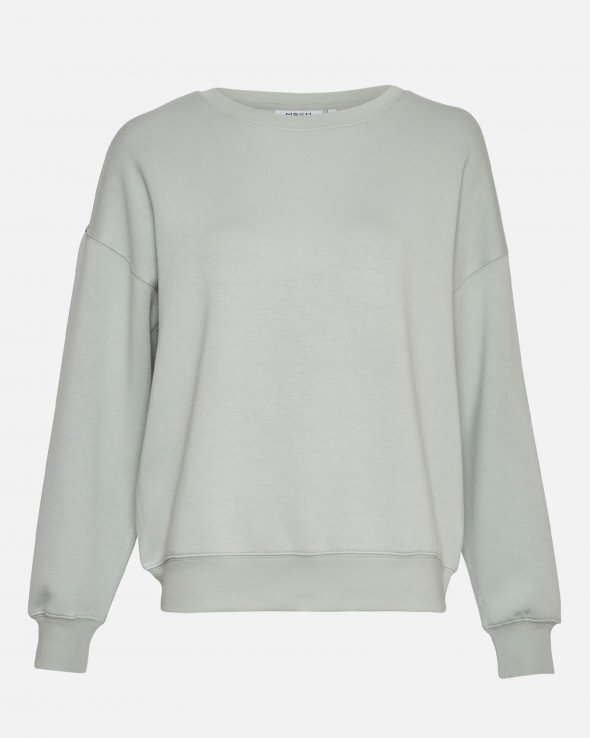IMA DS SWEATSHIRT - AQUA GREY