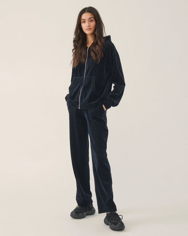 MEDEA SWEAT PANTS - DARK NAVY