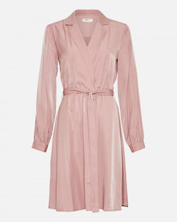 NILLE DRESS - ASH ROSE