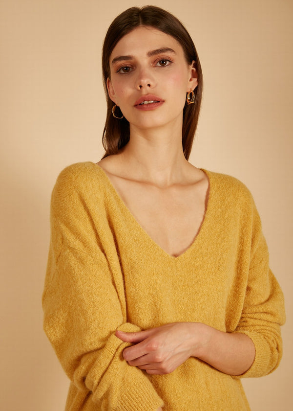 NAGUETTE KNIT - YELLOW