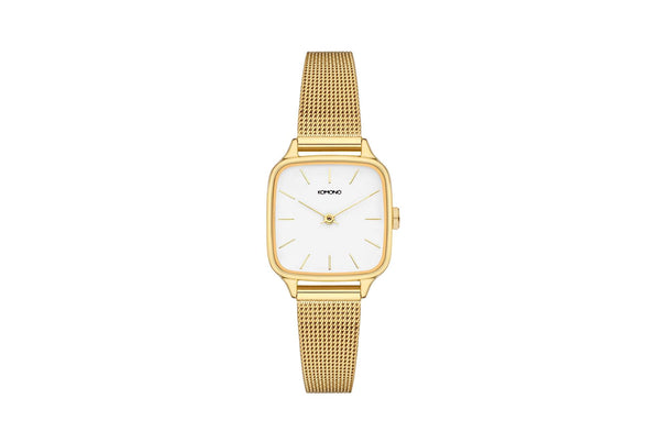 KATE ROYALE WATCH - GOLD