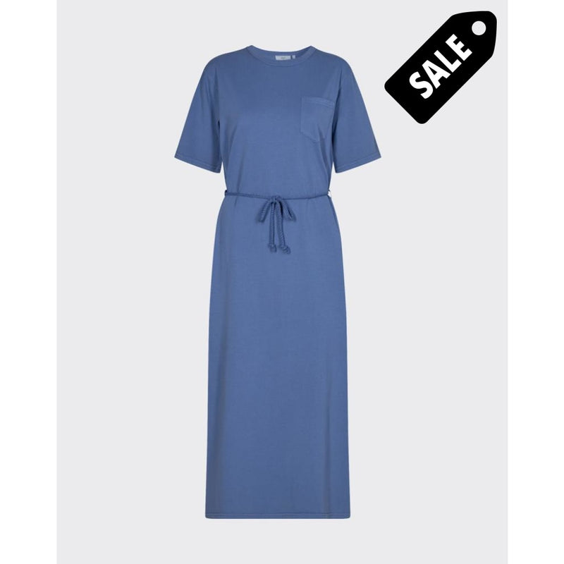Philine Midi Dress - True Navy 34